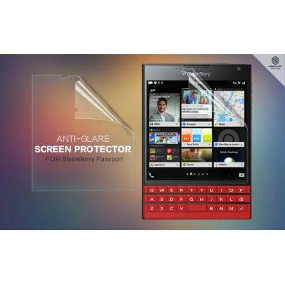 NILLKIN Matte Scratch-resistant screen protector film for Blackberry Passport
