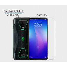 NILLKIN Matte Scratch-resistant screen protector film for Xiaomi Black Shark 3 Pro