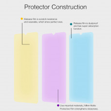 NILLKIN Matte Scratch-resistant screen protector film for Oneplus 6T (A6013)