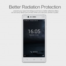 NILLKIN Matte Scratch-resistant screen protector film for Nokia 3