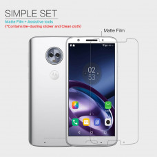 NILLKIN Matte Scratch-resistant screen protector film for Motorola Moto G6