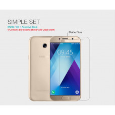 NILLKIN Matte Scratch-resistant screen protector film for Samsung Galaxy A3 (2017)